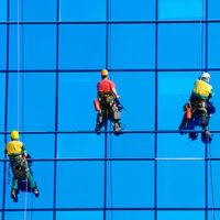 Mantenimiento de fachadas ligeras