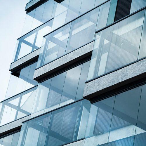 Tratamiento PURETi fachadas edificios