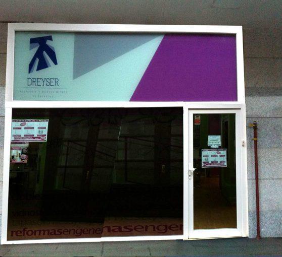 Cerramientos ligeros y fachadas acristaladas