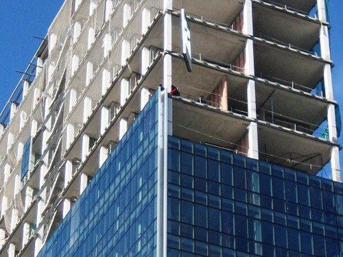 Instalación y montaje de fachadas ligeras