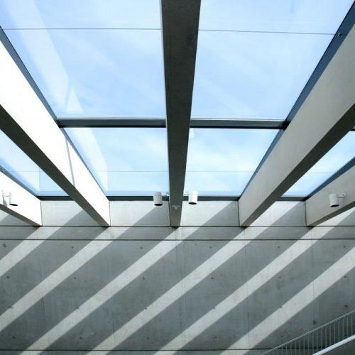 Lucernarios y fachadas ligeras