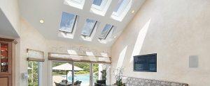 Lucernarios tejados